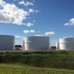 Ethanol Plant Tank Farm, Homeland Energy Solutions, Lawler, IA